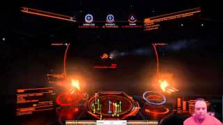 Epic Conflict Zone Battle - Capital Ship - Elite Dangerous