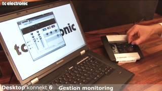 desktop Konnekt 6, video 2 (en français)