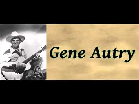 Bear Cat Papa Blues - Gene Autry