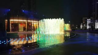 Dubai - Dancing Fountains