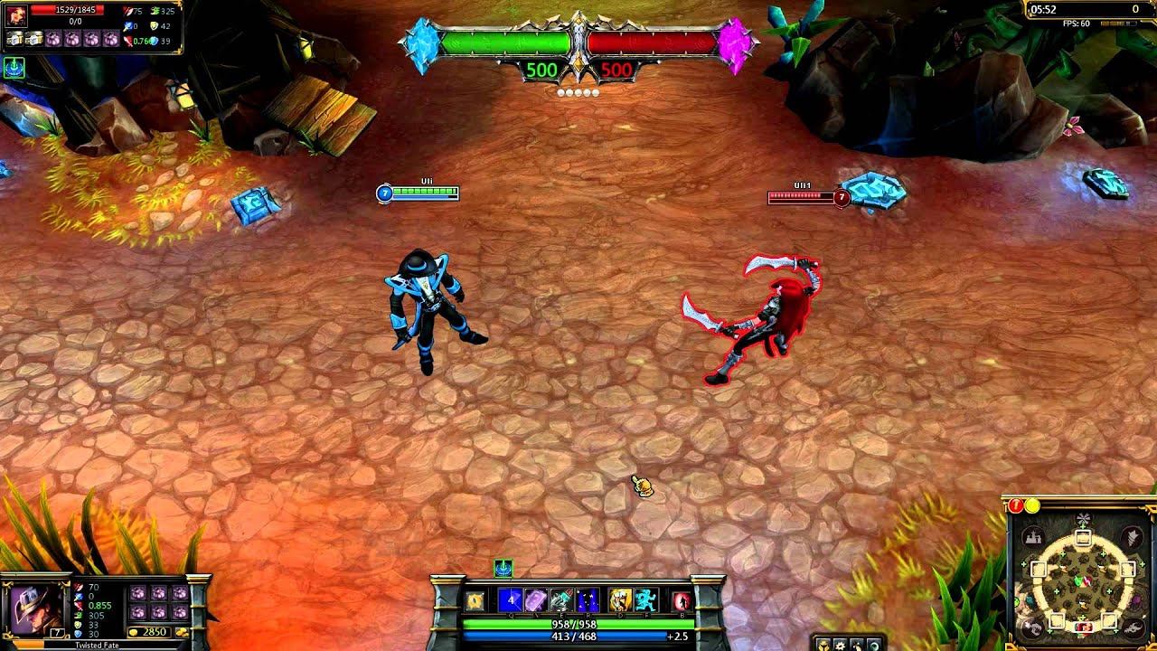 PAX Twisted Fate (2012 Visual Upgrade) League of Legends ...