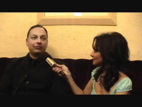 Singer/songwriter Amy Sinha, interviews British sax player, Alex Garnett!
