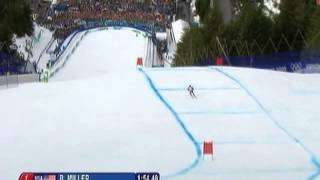 Vancouver 2010 - Ski - Descente hommes