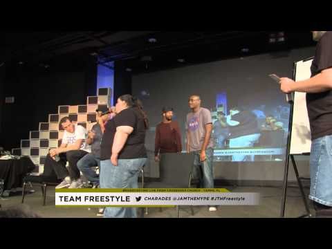Guinness book of world records Team Freestyle Charades