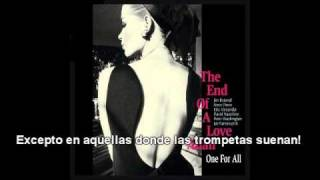 Billie Holiday - The End of A Love Affair - sub. español