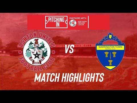 Ashton Utd Warrington Goals And Highlights