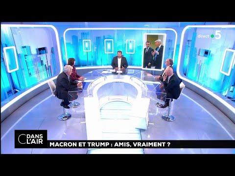 Macron et Trump : amis, vraiment ? #cdanslair 23.04.2018