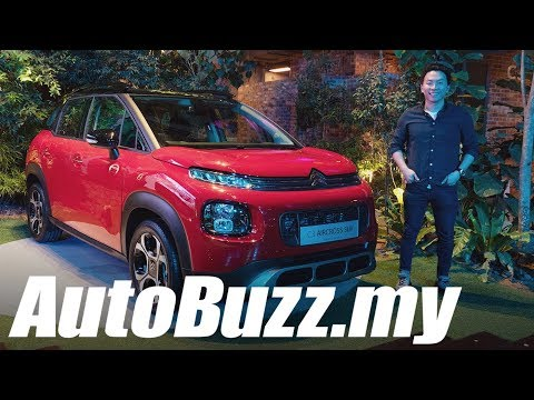 Citroen C3 Aircross 1.2L, Things You Need To Know - AutoBuzz.my