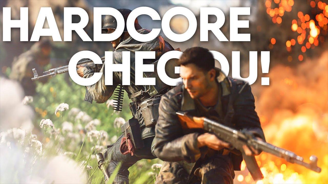 Servidores Hardcore chegaram no Battlefield V