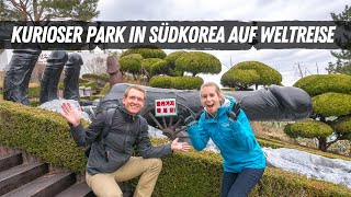 Der Penis Park in Korea • Roadtrip Südkorea auf Weltreise  | VLOG #335