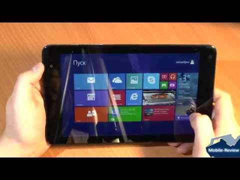Видеообзор Dell Venue 8 Pro