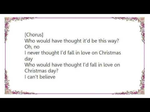 Boyz II Men - Who Would Have Thought Lyrics
