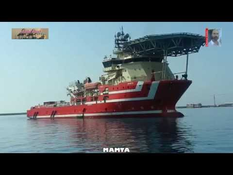 MSV MAMTA-OFFSHORE SUPPLY SHIP