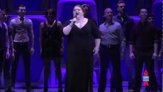 "Shawna Hamic - ""I Am What I Am"" Broadway Backwards 2012"