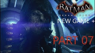 Batman: Arkham Knight - Part 07 - Stagg Airships