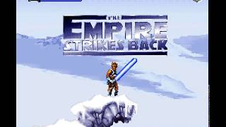SNES Longplay [538] Suṗer Star Wars: The Empire Strikes Back (a)