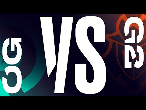 OG vs. G2 | Final Game 3 | LEC Spring Split | Origen vs. G2 Esports (2019)