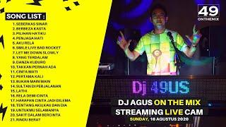 Download lagu SEBERKAS SINAR | PILIHAN HATIKU | PENJAGA HATI | CINTA MATI | DJ AGUS ON THE MIX | 16 08 2020