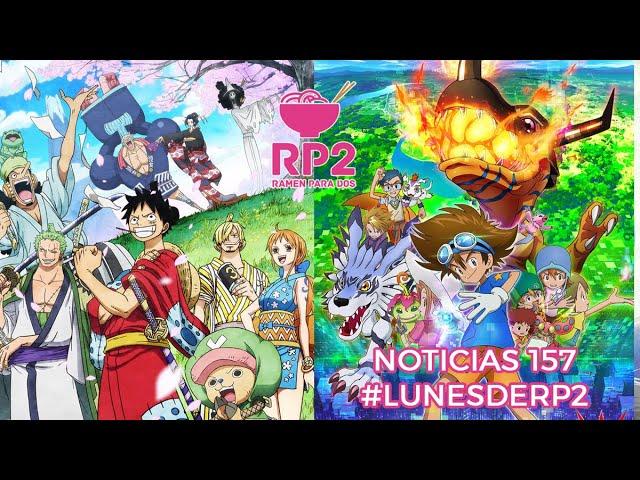 Noticias de la semana 157 | Retrasos para One Piece, Boruto, Digimon, The Promised Neverland...
