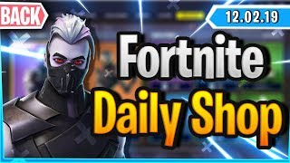 Fortnite Daily Shop 'RARE' ITEM ' SANCTUM SKIN (12 février 2019)