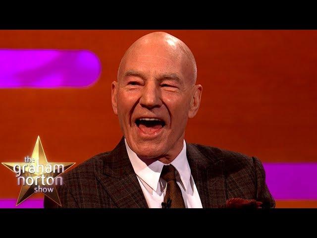 Sir Patrick Stewart Dishes On Future Of Star Trek's Jean-Luc Picard | The Graham Norton
