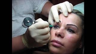 Tatuaj ochi Zarescu Dan 0745001236 SN$ www machiajtatuaj ro