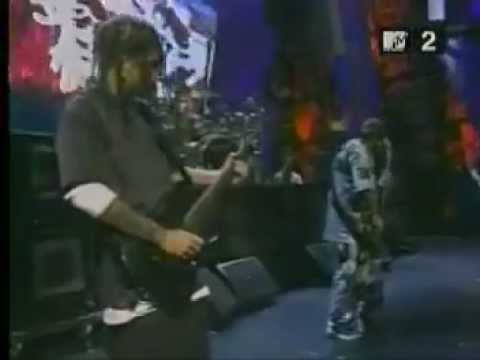 KORN  right now   MTV VMA LA 2003  on Vimeomp4