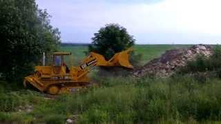 Cat 973 track loader