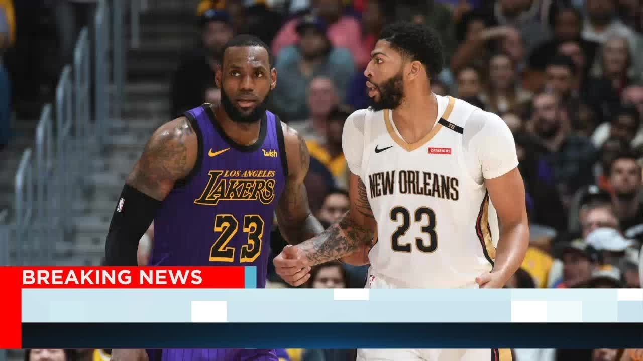 outlet store 35a30 d1910 Report: Boston Celtics, Los Angeles Lakers in trade talks for Anthony Davis  | NBA.com India | The of
