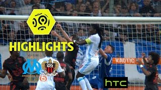 Olympique de Marseille - OGC Nice (2-1) - Highlights - (OM - OGCN) / 2016-17
