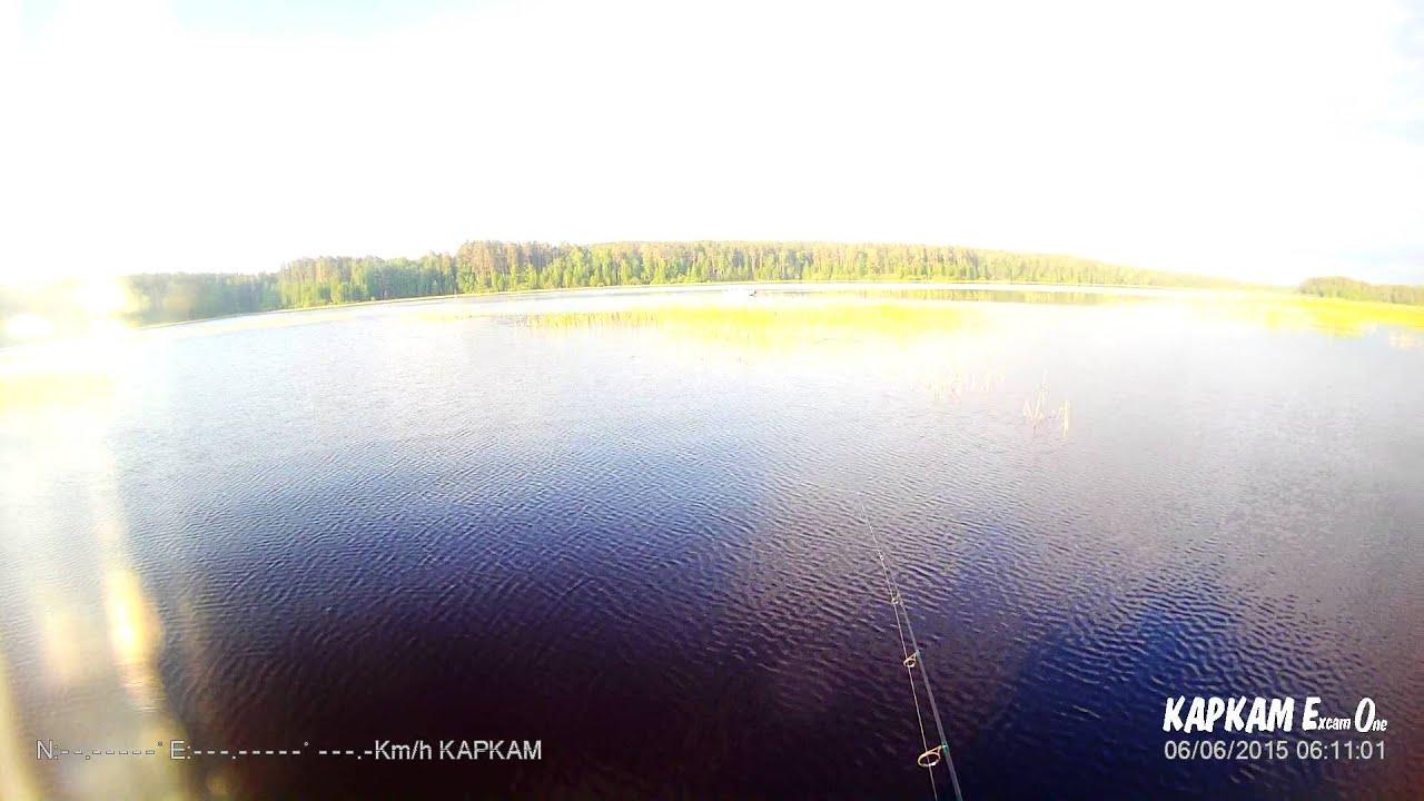 отчет о рыбалке в верх сысерти