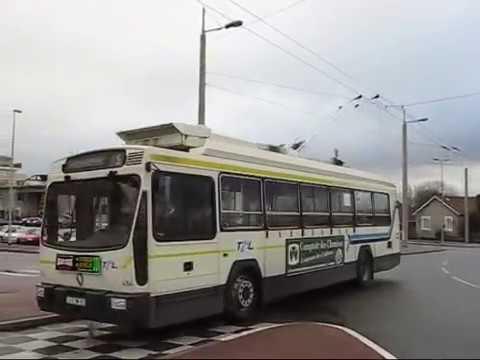 Trolleybus de Limoges (2009)