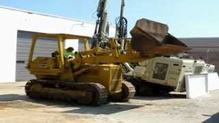 1976 Caterpillar 955L track loader for sale | sold at auction September 27, 2012