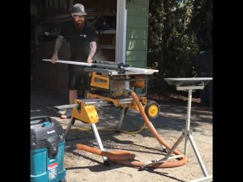 [Quick Demo] Makita 446L, L Class Dust Extractor with