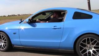 2010 Mustang GT Single Turbo