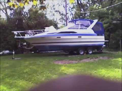 1988 26 foot bayliner siera 2655 power boat for sale itasca