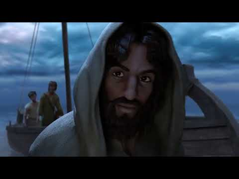 The Story Of Jesus And Legion Cartoon Animation