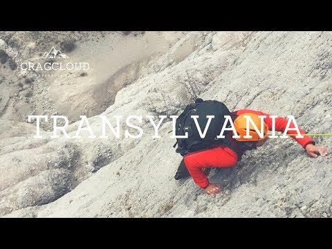 Big Wall Climbing: Via Transylvania Near Arco In Italy