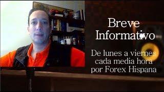 Breve Informativo - Noticias Forex del 3 de Diciembre 2018