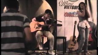 Tóc hát (Đoan Trang) Guitar Cover - [Offline VG HCM 24/4/11]
