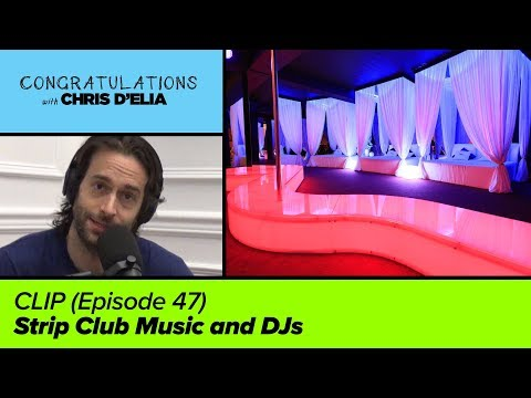 CLIP: Strip Club Music and DJs - Congratulations with Chris D'Elia