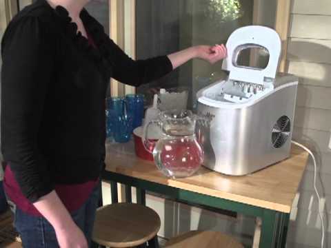 Portable Ice Maker