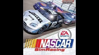 NASCAR SimRacing PC Gameplay