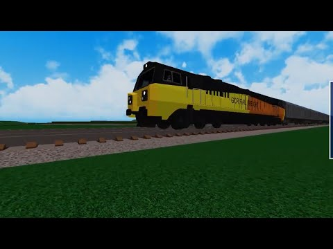 Gcr Roblox Map Gcr Roblox Gcr Class 70 Around The Map Youtube