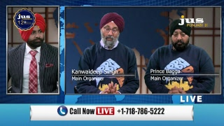 Ajj Da Mudda LIVE with Sikhs of NY for Turban day 2019