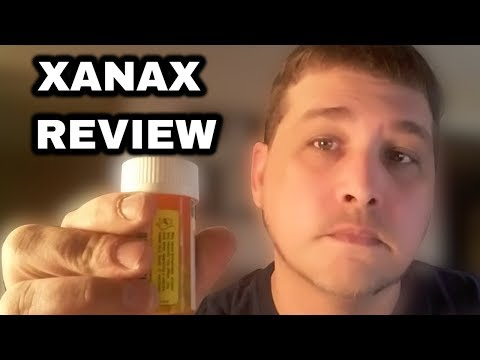 Xanax ( Alprazolam ) Review And My Experience