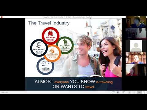 Home Based Travel Opportunity