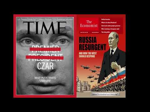 Study 1 Russia's Dream Europe's Destiny and the Finger of God