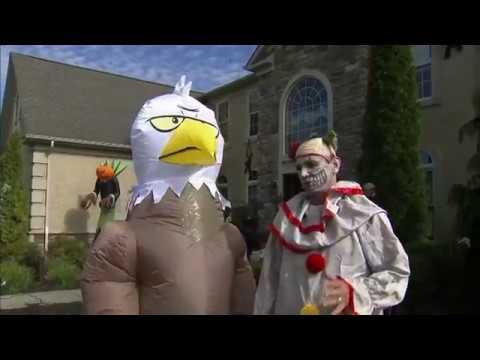 Tim Legler Halloween 2020 Tim Legler's Halloween Decorating Tips   YouTube