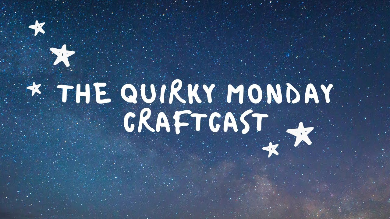Regular Degular but Fun :: The Quirky Monday Craftcast :: EP127 (a crochet & knitting podcast)